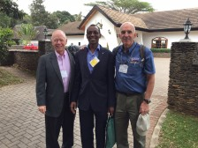 Dave Gies, Josphat Ngonyo, Philip Tedeschi
