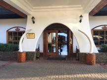 Elephant Tusked Entrance