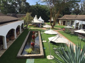 Mt Kenya Fairmont